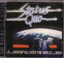 CD (NEU!) . STATUS QUO - Rockin' all over the world (dig.rem+1 Rocking mkmbh