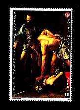SMOM - 1992 - Decollazione di San Giovanni Battista del Caravaggio