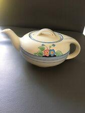 Burleigh Ware 1940s Teapot Balmoral
