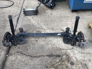 NISSAN JUKE 2010-2018 REAR AXLE BEAM COMPLETE REAR SUBFRAME AXLE GENUINE FIT