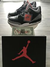 Nike Air Jordan 3 Retro OG |Black Cement| EUR 45,5 | US 11,5 | UK 10,5 | CM 29,5