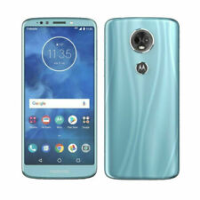 Motorola E5 Plus Xt1924 32Gb Android Smartphone Ice Platinum Blue T-Mobile C