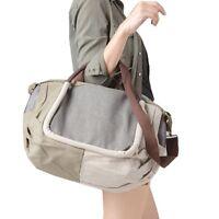 Women Fashion Canvas Shoulder Satchel Backpack Travel Messenger Bag Tote Handbag