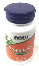 NOW Foods Oregano Oil Softgels 90 Softgels