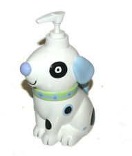 Jenny Faw and Jeff Spotted Dog Soap Pump Bath Accessory