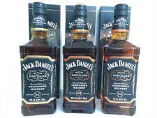 Jack daniels Master Distiller No. 1 2 3 Limited Edition whiskey bottle not 1895