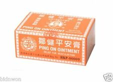 Hong Kong Ping On Ointment 8g x 12 Medicated Pain Relief Ointments Creams