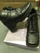 New York Transit Square Toe Ankle Boot woman's size 7.5m