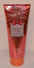 BATH & BODY WORKS WRAPPED IN SUGAR SOFT MARSHMALLOW ULTRA SHEA CREAM HAND LOTION