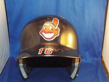 Cleveland Indians Number 16 Rawlings Baseball Helmet
