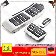 Edelstahl Fußstütze Pedale Audi A4 B8 A5 8T A6 C7 A7 A8 4H Q3 Q5  2.0TDI 2.0TFSI