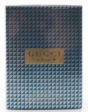 (GRUNDPREIS 99,90€/100ML) GUCCI POUR HOMME 2 FOR MEN 100ML EAU DE TOILETTE OVP