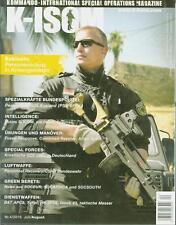 K-Isom 4/2015 forze speciali rivista comando esercito tedesco arma Elite unità Soc