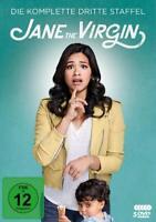 JANE THE VIRGIN-DIE KOMPLETTE DRITTE STAFFEL - URMAN,SNYDER URMAN  5 DVD NEU