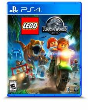 LEGO Jurassic World - PlayStation 4 Standard Edition ps4 games kids New