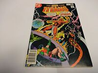 1981 DC The New Teen Titans Trigon The Terrible No. 6 April