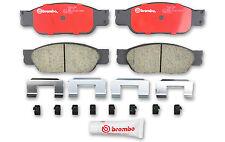 Brembo P36012N Disc Brake Pad - Premium Ceramic OE Alternative, Front  C2C 23786