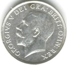 UK GREAT BRITAIN COIN 1 SHILLING 1915  AU