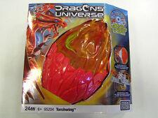 MEGA BLOKS 95204 DRAGONS UNIVERSE TORCHWING + CD