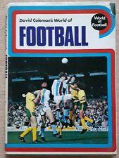 David Coleman du Monde de Football 1973