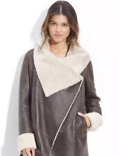 Mackage Loretta Shearling Coat Jacket Size S