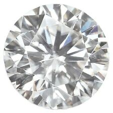 MOISSANITE, True Light™ G-H Color 10 MM ROUND DIAMOND CUT 4 Ct