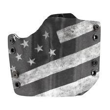 R&R HOLSTERS: Arex, Canik, Desert Eagle, Remington - USA SLANTED B&W