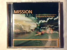 CD Mission mini TIMO MAAS PAUL OAKENFOLD GROOVE ARMADA MOBY COME NUOVO LIKE NEW!