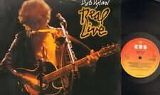 BOB DYLAN Real Live LP 1984 CBS Holland