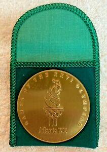 1996 Atlanta Olympic Athlete's Participation Medal in Original Box