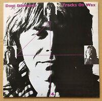 DAVE EDMUNDS - TRACKS ON WAX - UK 1978 VINYL LP - SSK 59407