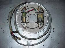 PIAGGIO STATORE GENERATORE PIATTO BOBINE ORIGINALE APE CAR P2 P3 MP P501 2202343