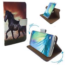 Handy Hülle | Samsung Star S5230 | 360° Schutz Tasche | 360 XS Pferd