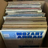 Lot of (20) Classical Records - Orchestra, Symphony, Piano, String & More