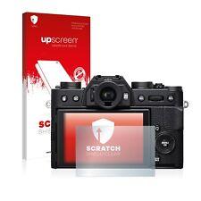 18x Display Schutz Folie für FujiFilm FinePix XP130 Klar Transparent