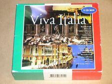 BOX 3 CD RARE / VIVA ITALIA / EXCELLENT ETAT
