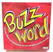 NEW Buzzword Game Challenging Addictive Game That Buzzes Your Brain!