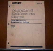 CAT 3208 Industial Generator Set Engines Operation/Maintenance Manual SEBU5967