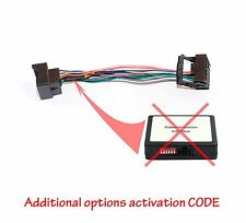 MERCEDES Video in Motion module additional 4-functions pack
