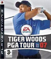 TIGER WOODS PGA TOUR 07            -----   pour PS3