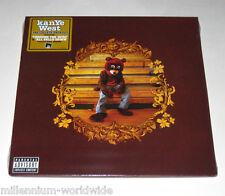 "SEALED & MINT - KANYE WEST - THE COLLEGE DROPOUT - DOUBLE 12"" VINYL LP - RECORD"