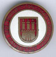 seltenes orig. Abz. Deutsches Rotes Kreuz Schwesternschaft Hamburg Nr.1493