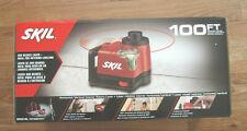 New Listingnew Sealed Skil 360 Degree 100ft Horizontal Vertical Rotary Self Leveling Laser