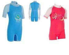 Maillots de bain bleu pour fille de 2 à 3 ans