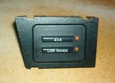 Ford Explorer Ranger 4x4 Dash Switch 4wd Control Button 1990 1991 1992 1993 1994