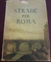 1950 - GUIDA DI ROMA - 304 Illustrazioni e 26 cartine