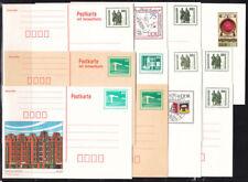 Postfrische Briefmarken-Ganzsachen aus der DDR