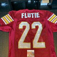 Doug Flutie Signed Game Worn 2005 Boston College Eagles Jersey With JSA COA