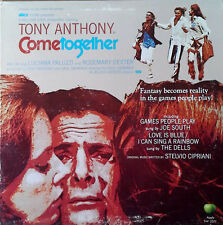 COME TOGETHER - STEVE CIPRIANI - APPLE 3377 - LP SOUNDTRACK - 1971 - JOE SOUTH