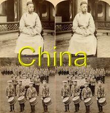 18 new STEREOFOTOS ÜBER CHINA PEKING Běijīng um 1900, Lot 6